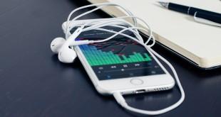 Mobile Phone Iphone Music Technology Communication
