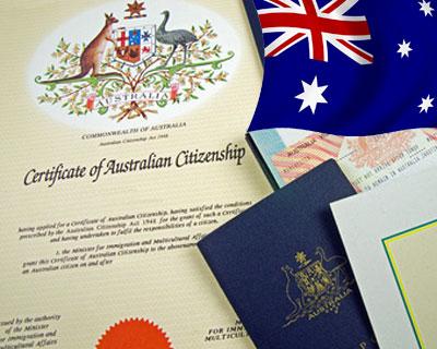 Australian Citizenship and PR