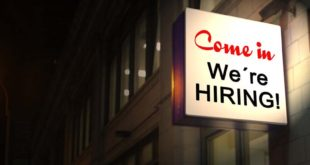 Building Neon Sign Communication Job Job Offer