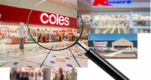 Job-Coles-Kmart-Bunnings