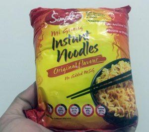 Mi Goreng Noodles