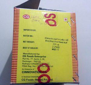 Wai Wai noodles 3
