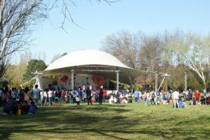 #Floriade2016 spring celebration at CanberraDSC09238